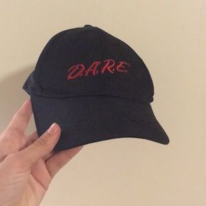 Accessories - Black DARE hat